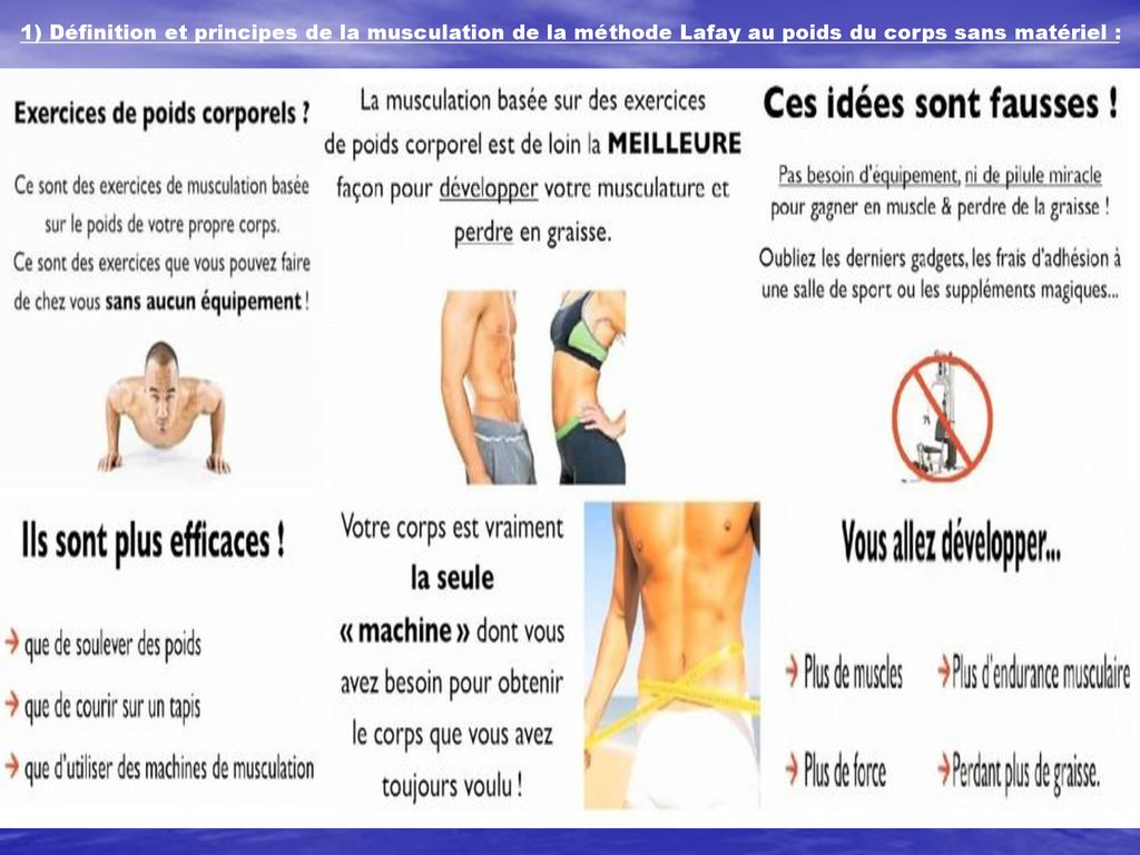 LAFAY MUSCULATION METHODE TÉLÉCHARGER
