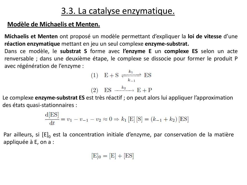 302cc24133a6e3 La Catalyse catalyse et les catalyseurs - ppt télécharger