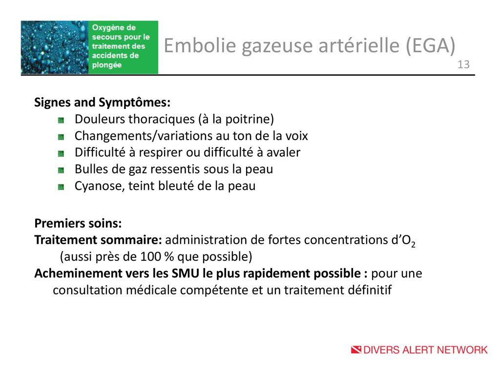 Formation: Secouriste en oxygénothérapie de secours - ppt ...
