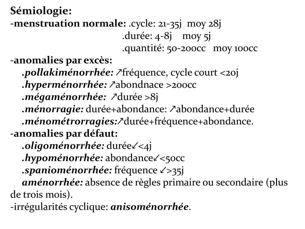 Troubles Du Cycle Menstruel Bbelala Hopital Militaire De