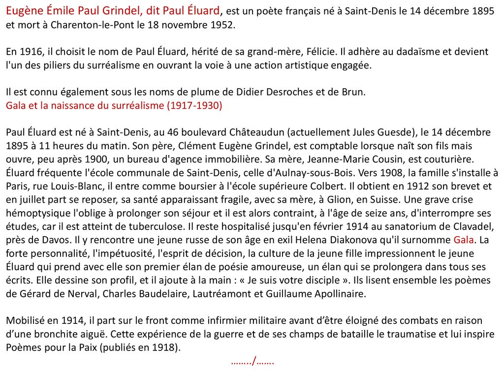 Paul Eluard Liberté Jean Louis Barrault Par Nanou Et Stan