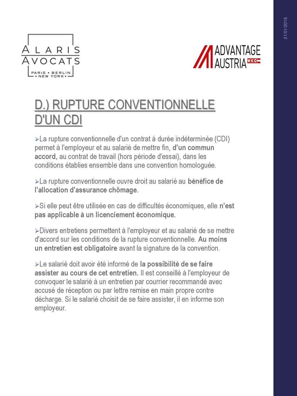 0faad60e775 Droit du Travail en France - - ppt télécharger