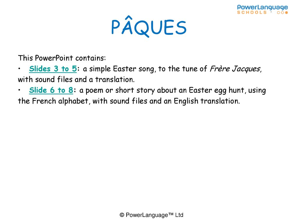 French Alphabet Powerpoint - Photos Alphabet Collections