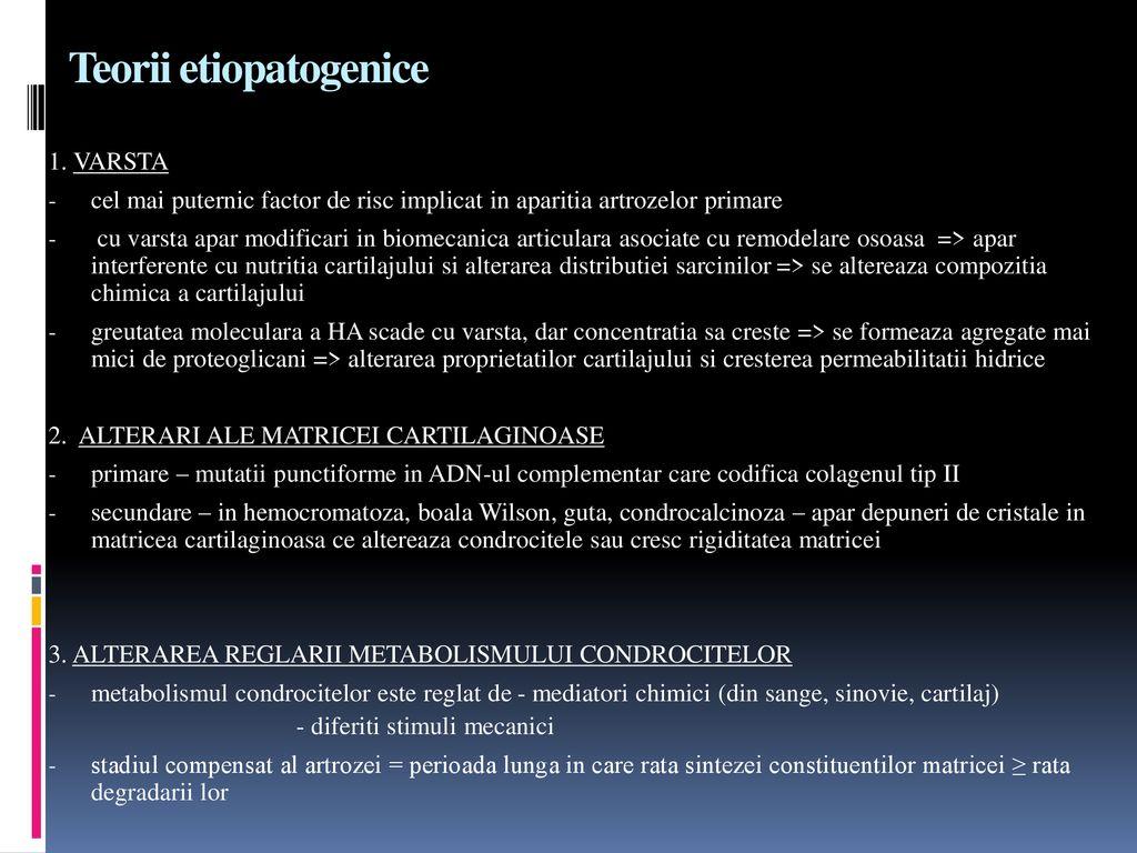 epidemiologia bolii articulare