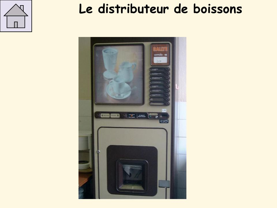 automatismes dans la vie de tous les jours le distributeur de boissons ppt t l charger. Black Bedroom Furniture Sets. Home Design Ideas