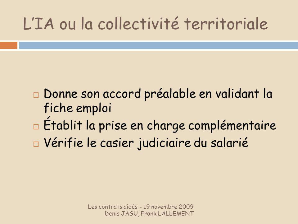 7502725f947 Les contrats aidés Formation des nouveaux gestionnaires - ppt video ...