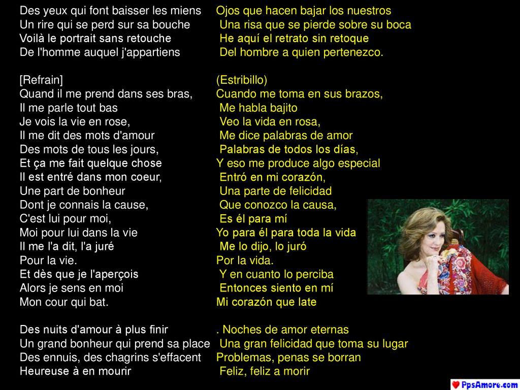 Mentre Ascoldiamo Una Deliziosa Canzone Cantata Da Olga