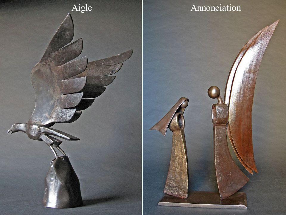 Sculptures De Metal De Jean Pierre Augier Ppt Telecharger