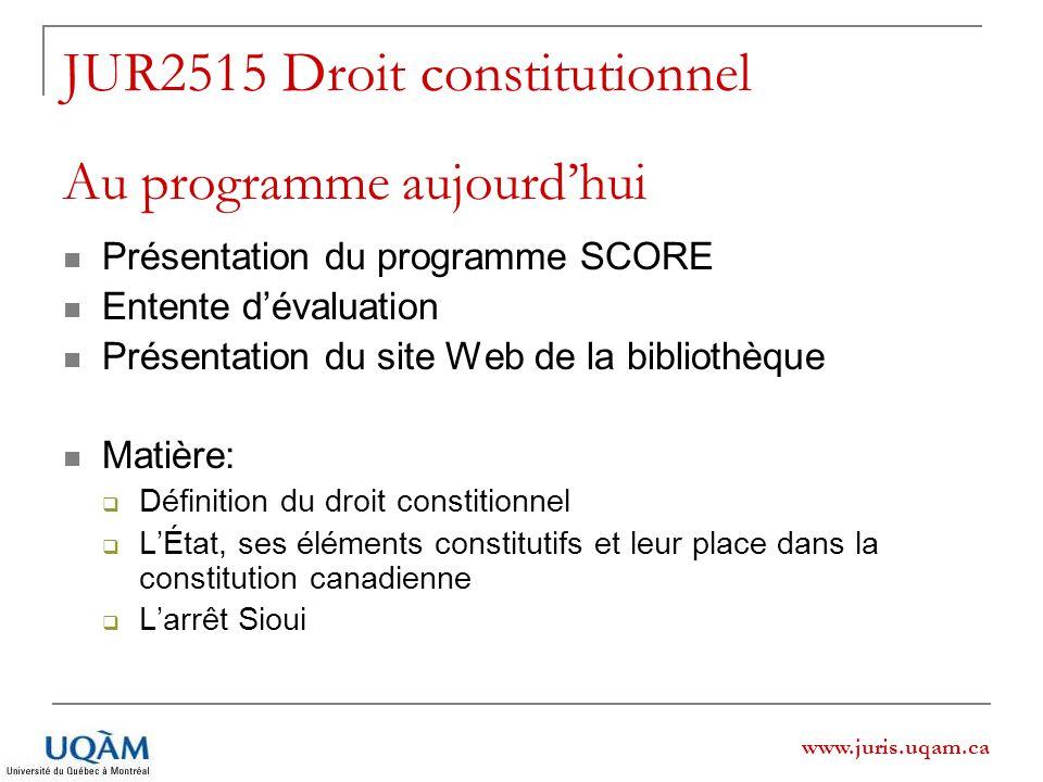 jur2515 droit constitutionnel au programme aujourd hui ppt video online t l charger. Black Bedroom Furniture Sets. Home Design Ideas