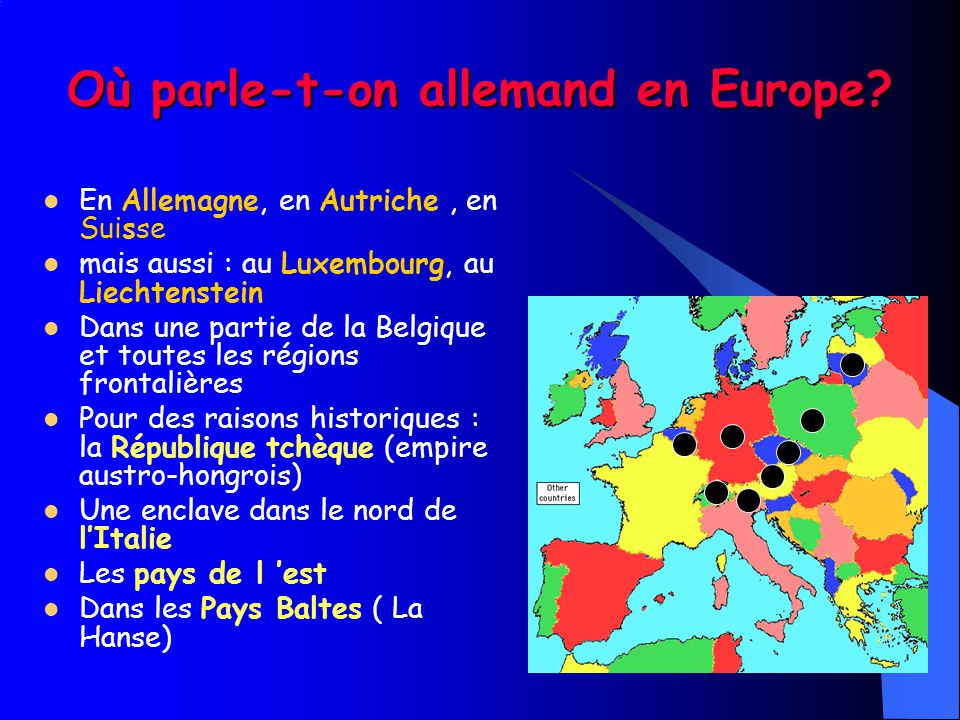 la section bilangue anglais-allemand d u00e8s la 6 u00e8me pourquoi
