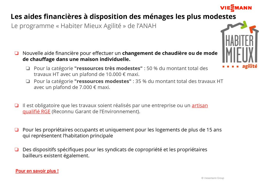 Les Aides Financieres A Disposition Des Menages Ppt