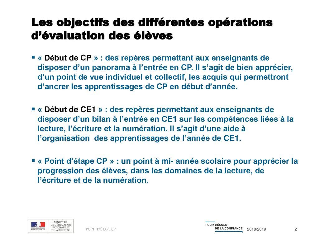 Des Evaluations Au Service De La Reussite Des Eleves Ppt Telecharger