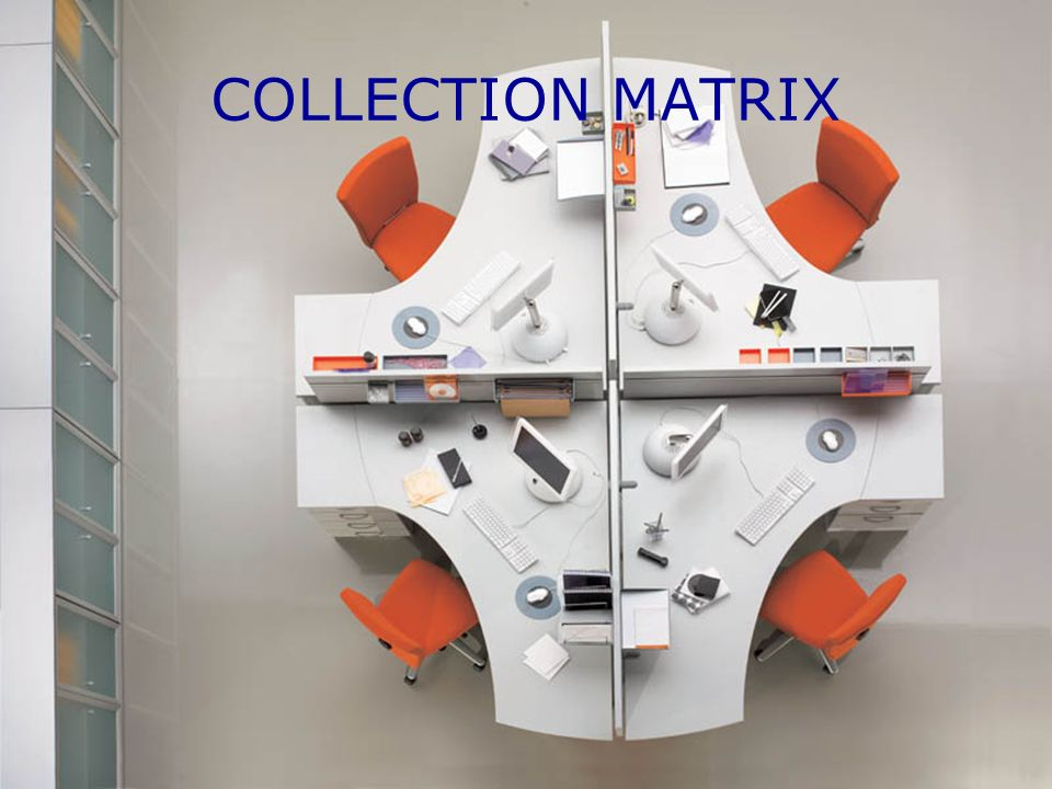 COLLECTION MATRIX