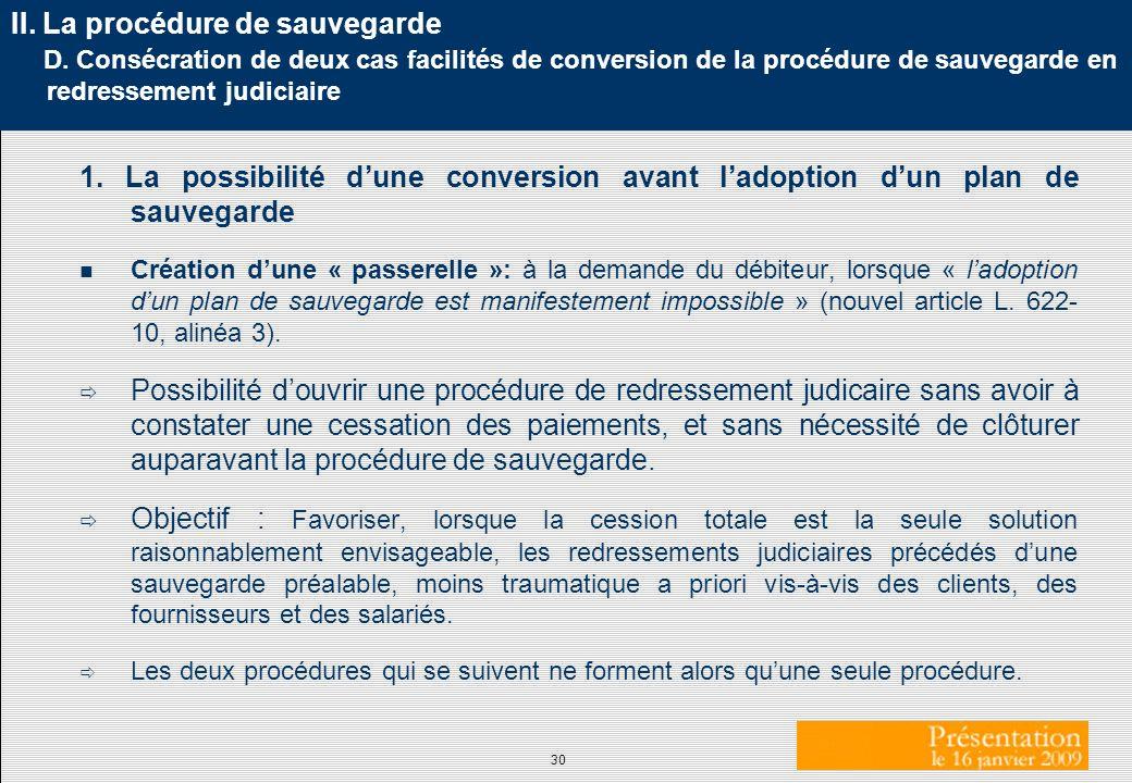 Introduction L Articulation Des Procedures Collectives Entre Elles