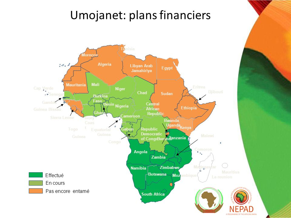 Umojanet: plans financiers