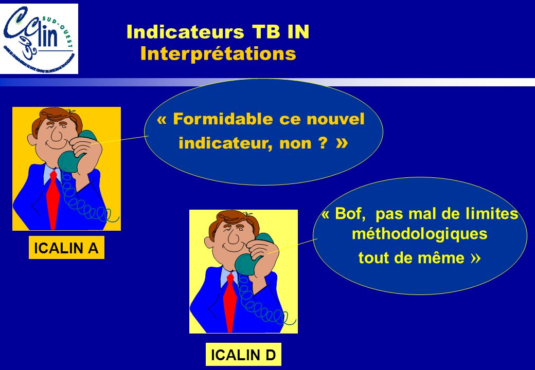 Indicateurs TB IN Interprétations