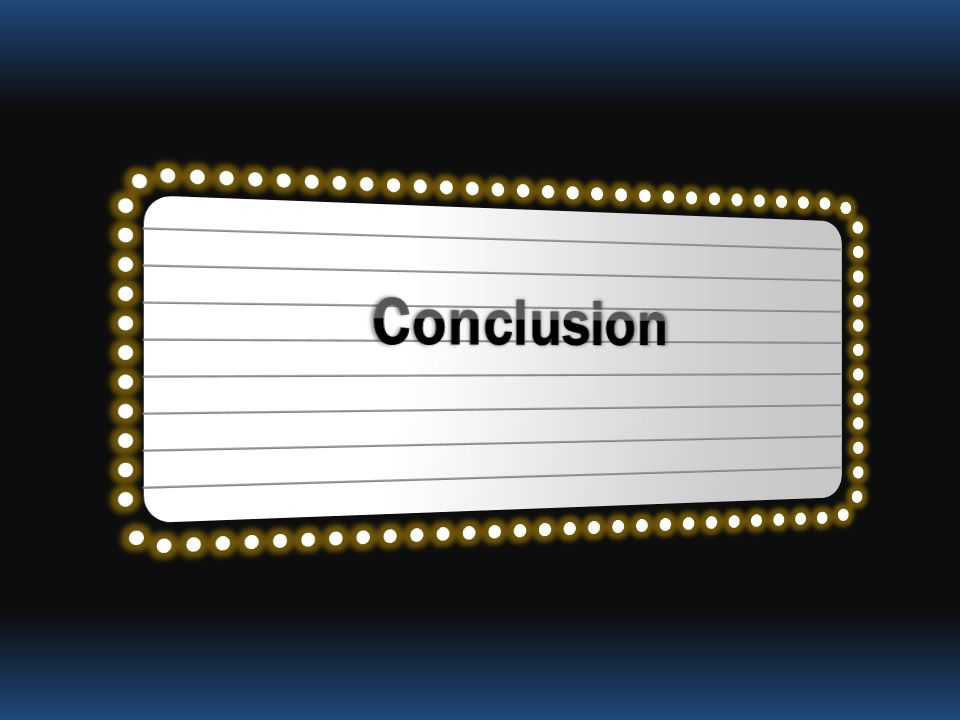 Conclusion Marquee with 3-D perspective rotation (Intermediate)