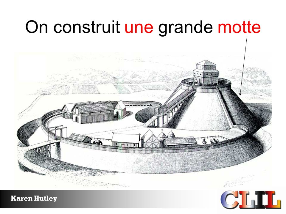 On construit une grande motte