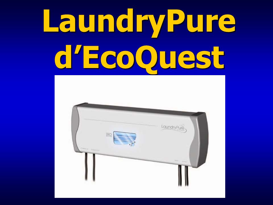 LaundryPured'EcoQuest