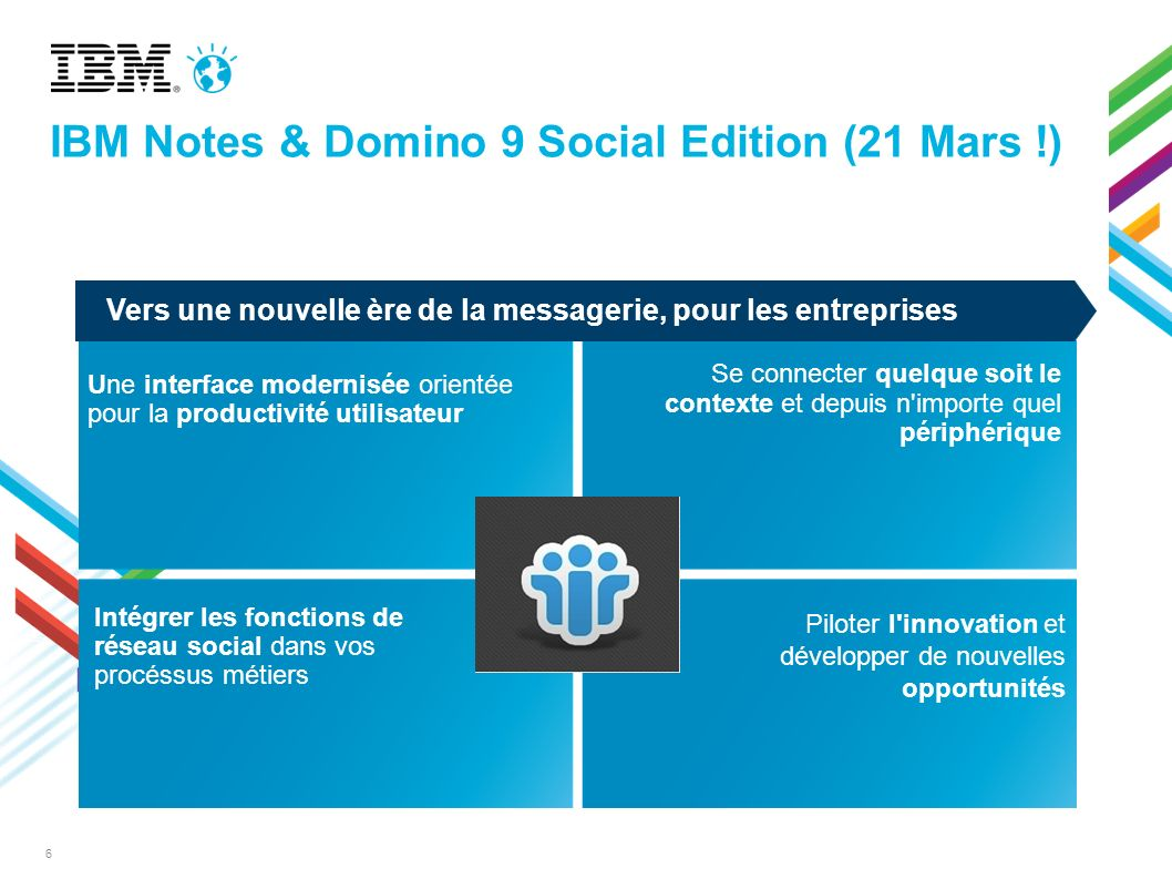 IBM Notes & Domino 9 Social Edition (21 Mars !)