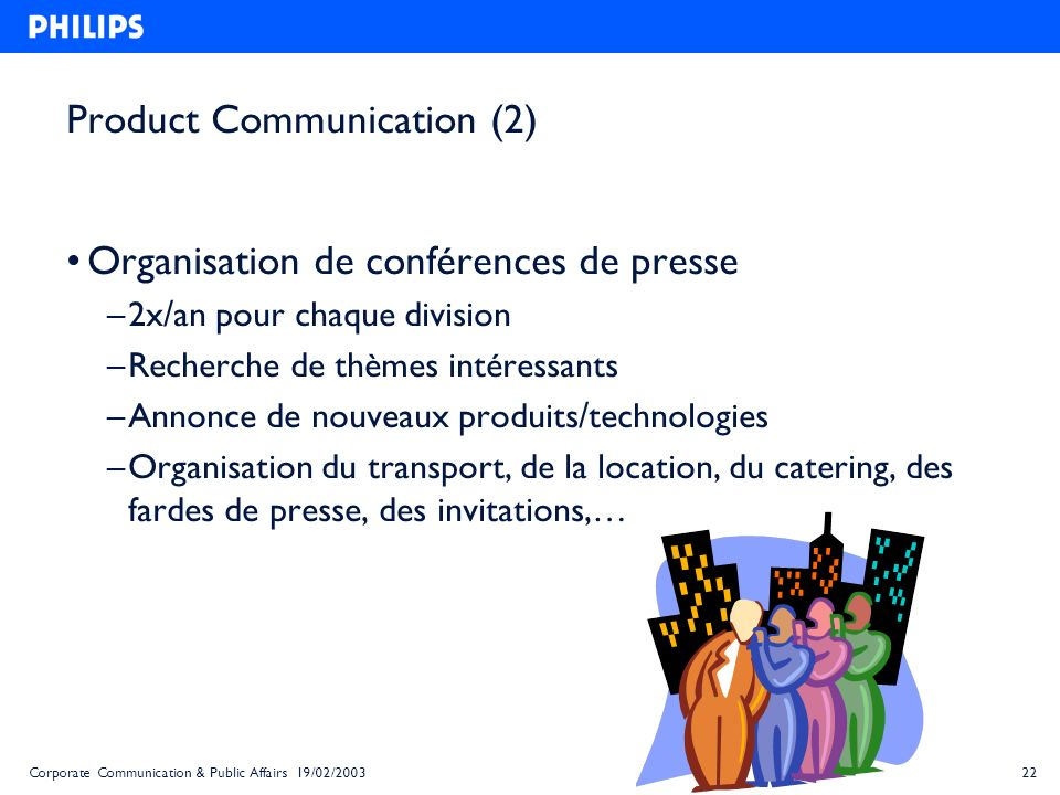 Product Communication (2)