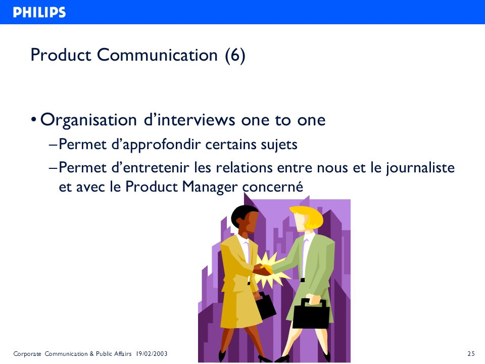 Product Communication (6)