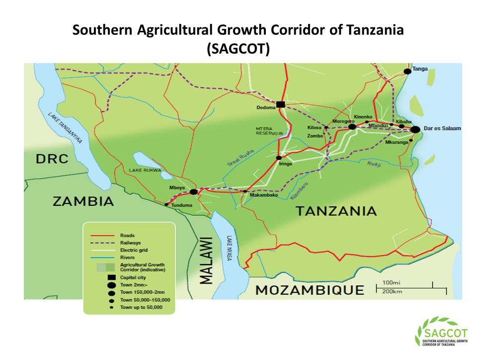 Southern Agricultural Growth Corridor of Tanzania (SAGCOT)