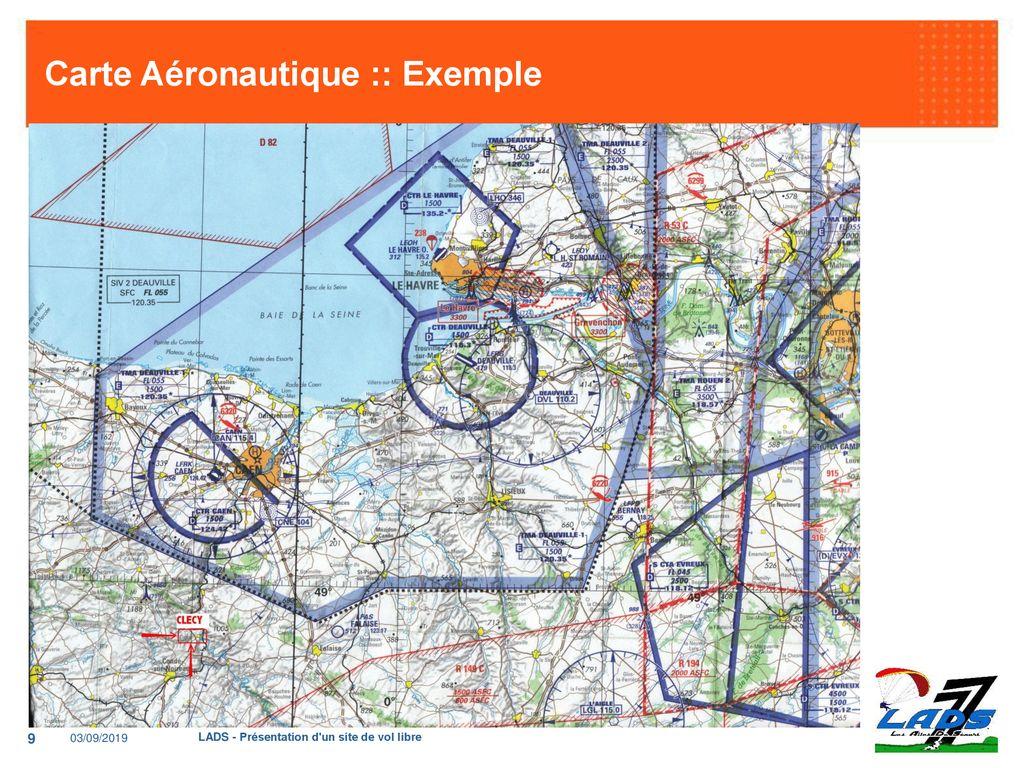 Lecture De Cartes Aeronautiques Ppt Telecharger