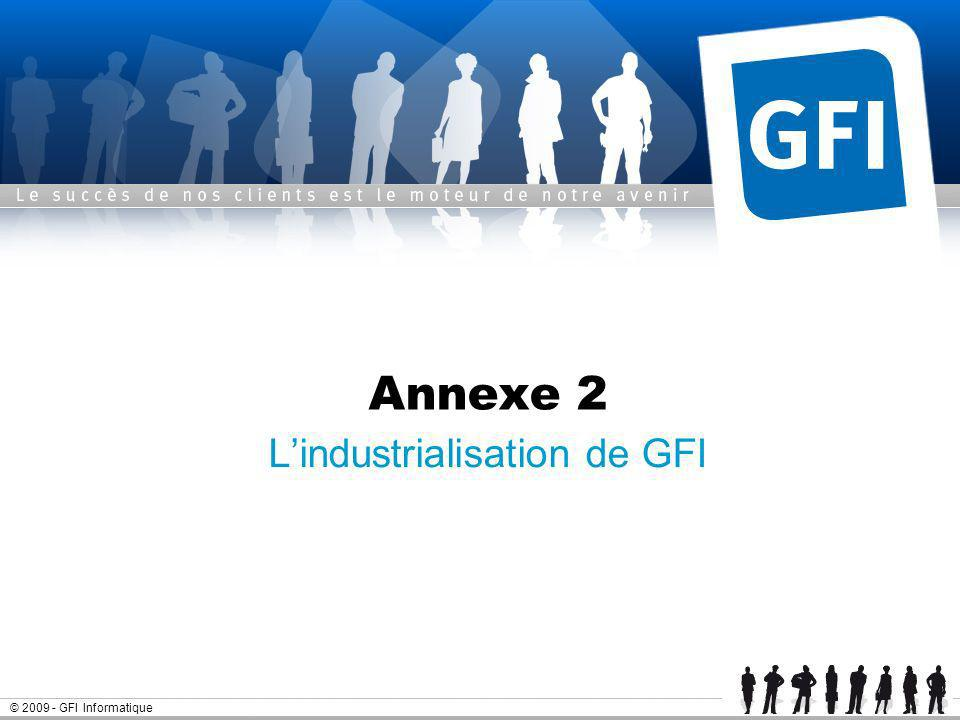 L'industrialisation de GFI