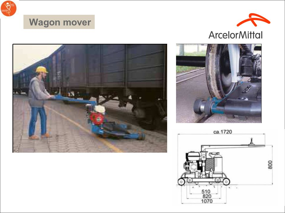 Wagon mover