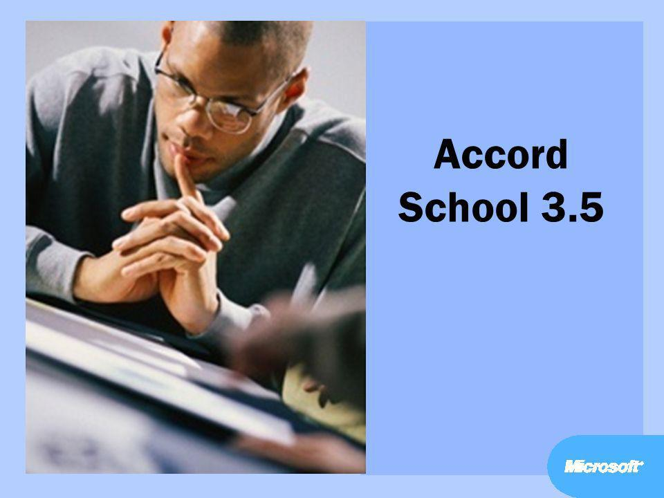 Accord School 3.5