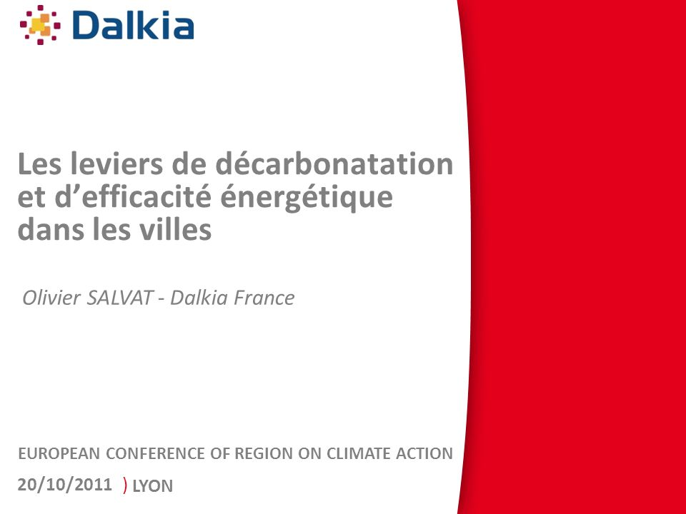 European Conference of REgion on Climate Action