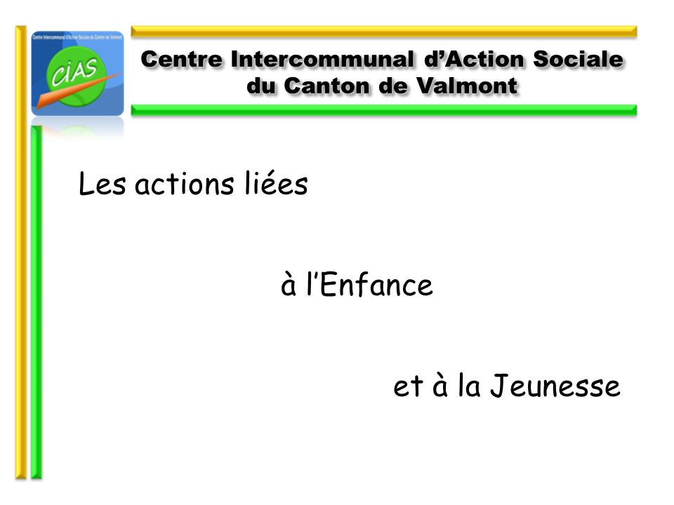 Centre Intercommunal d'Action Sociale