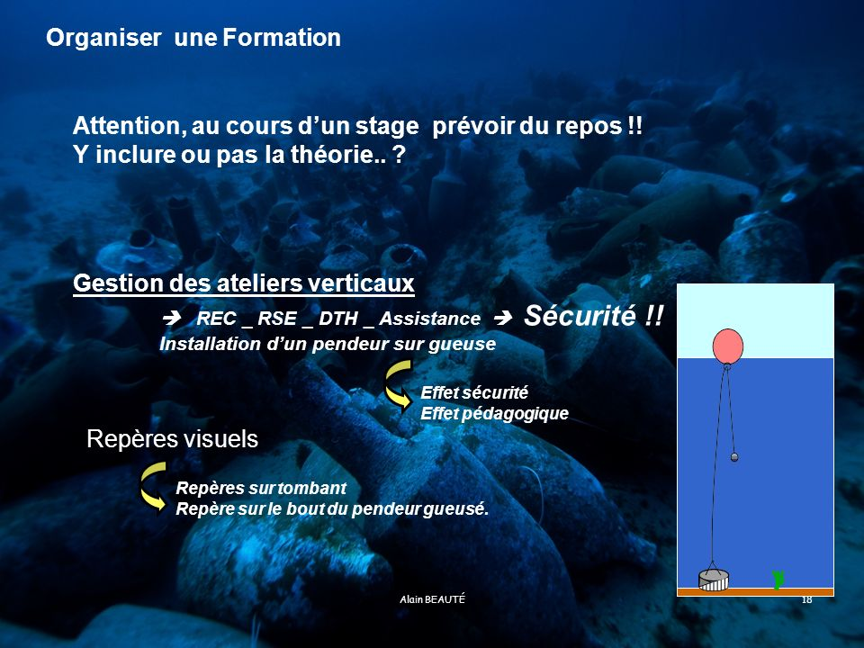 Organiser une Formation