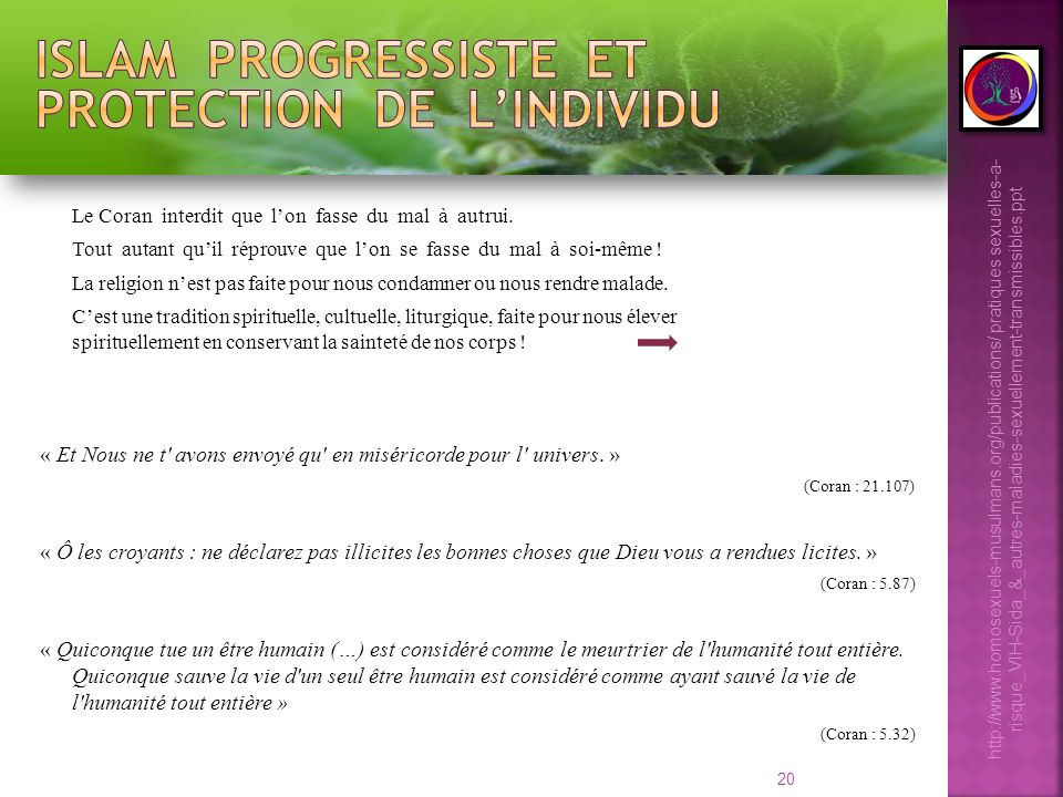 protection de l'individu