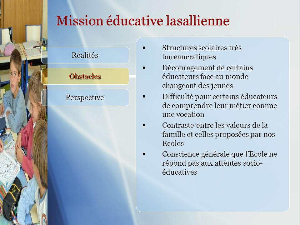 Mission éducative lasallienne
