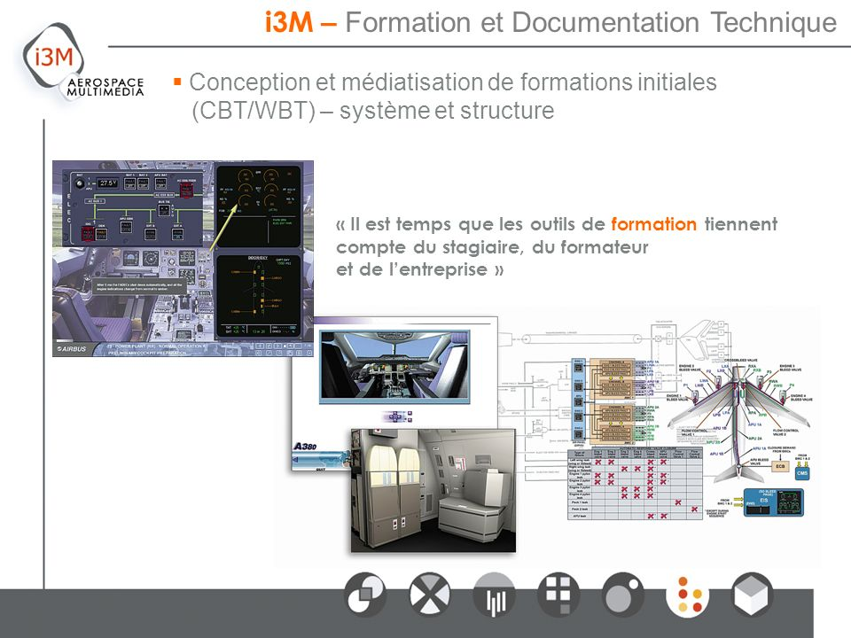i3M – Formation et Documentation Technique