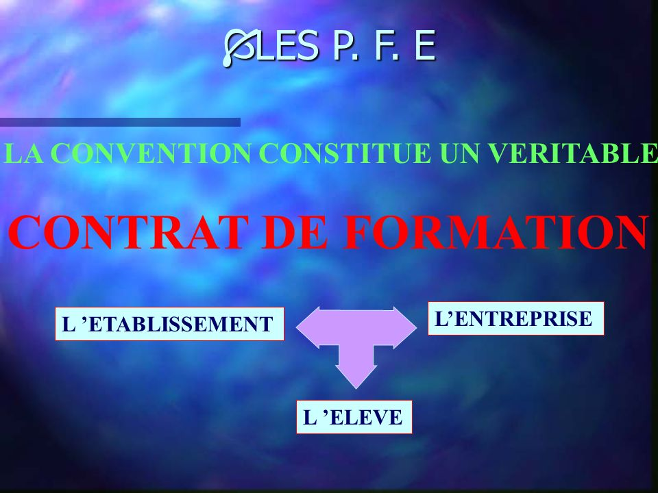 LA CONVENTION CONSTITUE UN VERITABLE