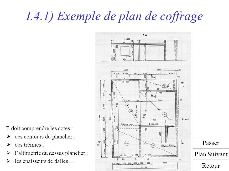 coffrage des porteurs horizontaux ppt video online. Black Bedroom Furniture Sets. Home Design Ideas