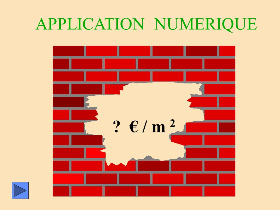 APPLICATION NUMERIQUE