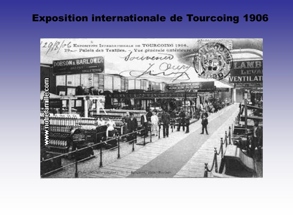 Exposition internationale de Tourcoing 1906