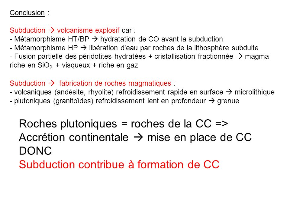 formation des roches magmatiques pdf