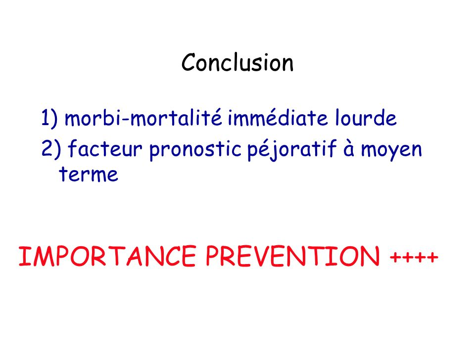 IMPORTANCE PREVENTION ++++