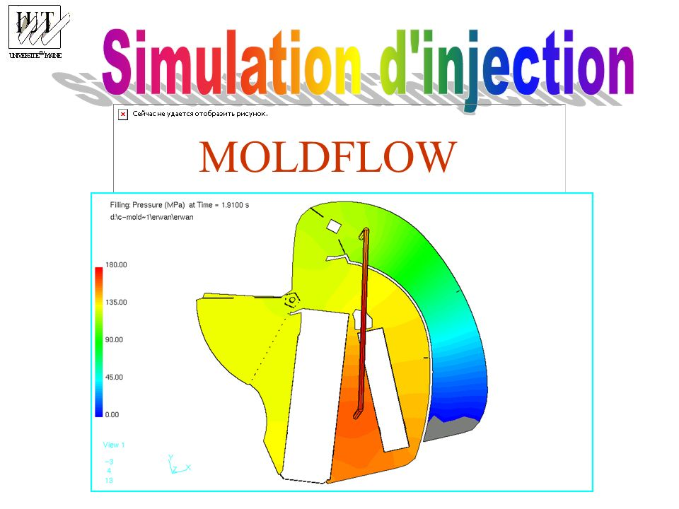 Simulation d injection