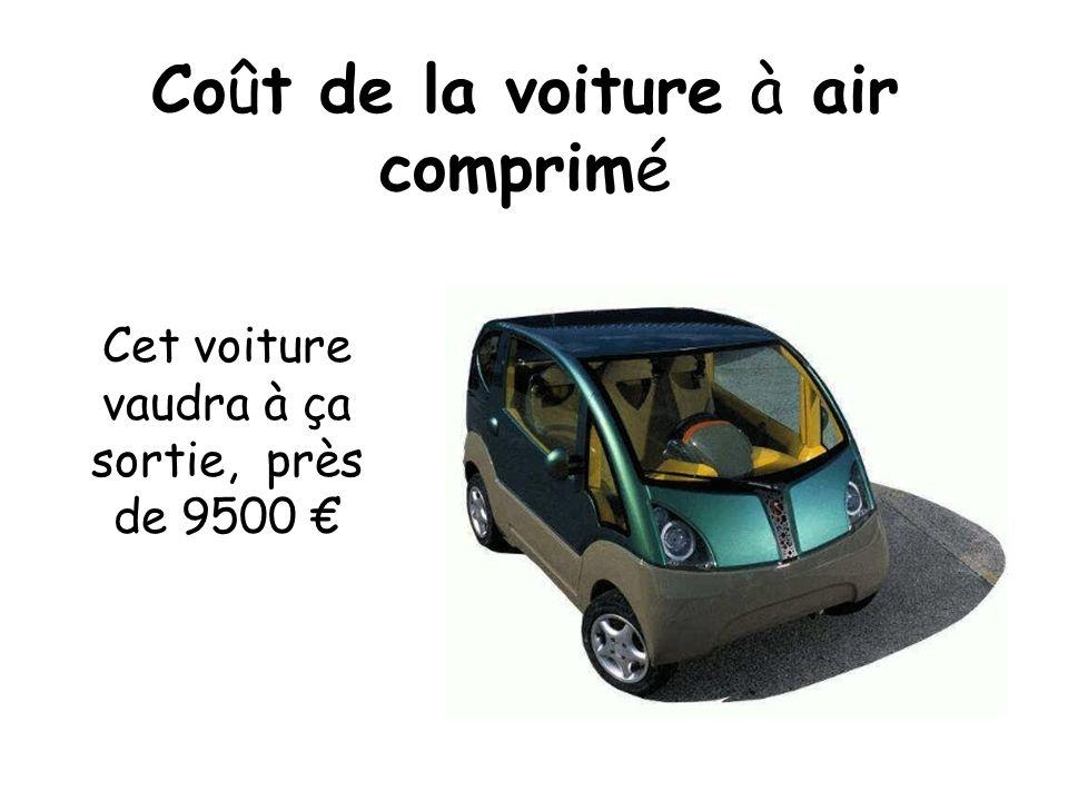 la voiture air comprim ppt video online t l charger. Black Bedroom Furniture Sets. Home Design Ideas
