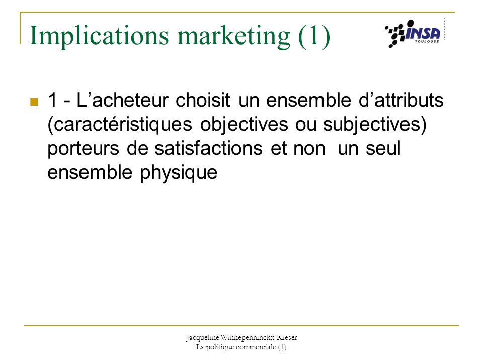 Implications marketing (1)