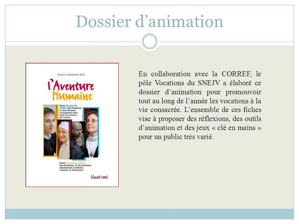 Dossier d'animation