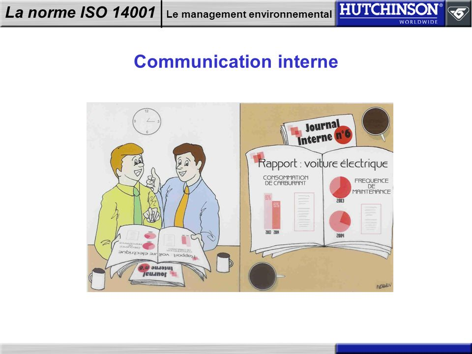 Communication interne