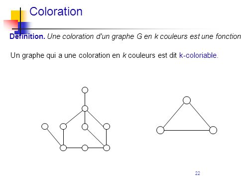 Coloration