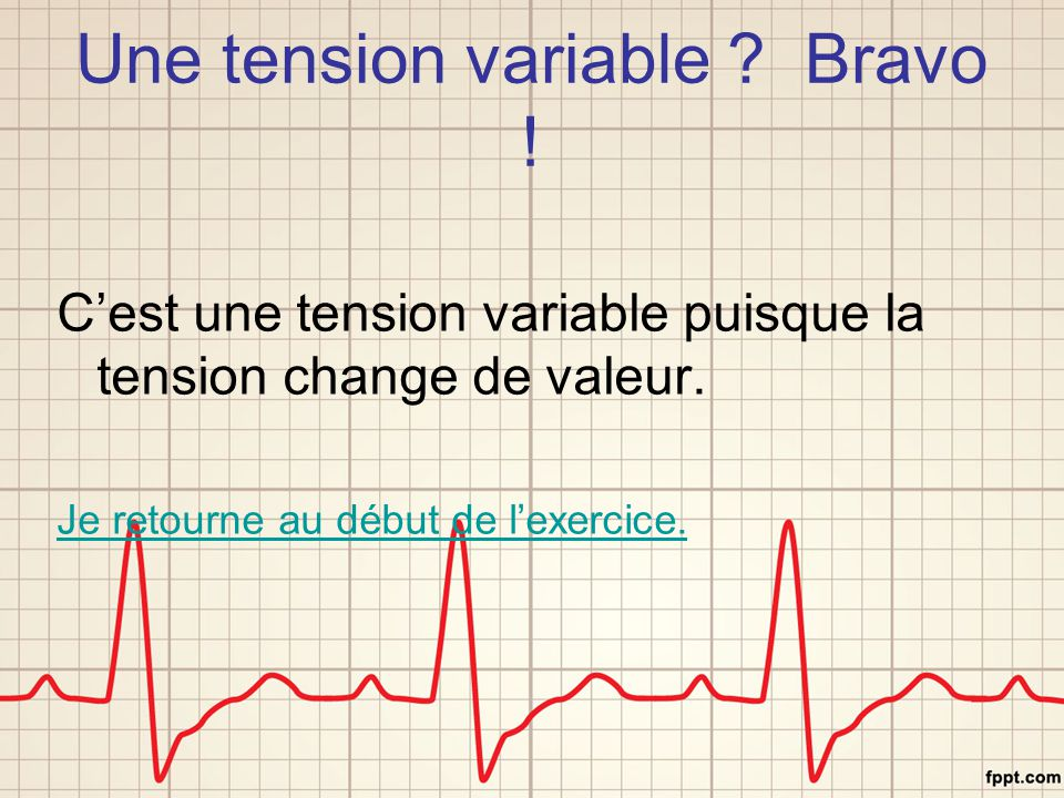 tension variable